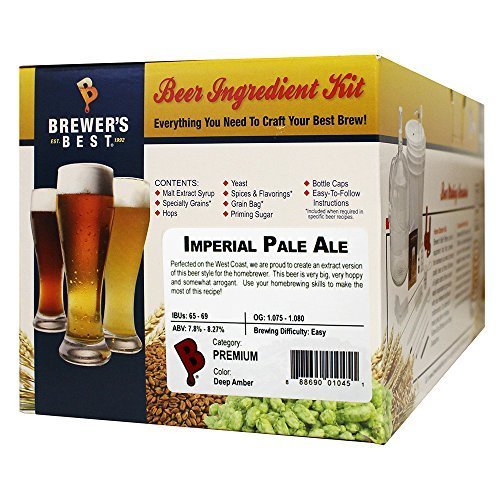 Home Brew Ohio Best Imperial Pale Ale Beer Ingredient Kit -
