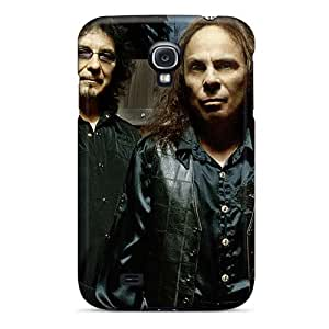 Shock Absorbent Cell-phone Hard Cover For Samsung Galaxy S4 (wuu9164kvSB) Customized Nice Morbid Angel Band Image