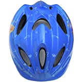 Koolee Bike Skating Helmet - Child Multi-Sport Helmet Safety Skate Cycling Cap (Sapphire Blue)