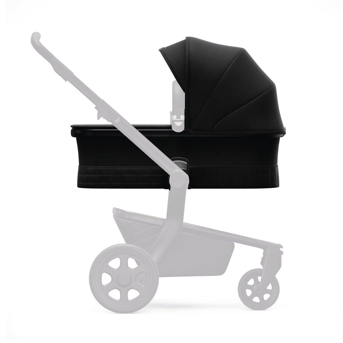 Joolz Hub Bassinet - Hippo Grey Joolz (US Baby) 430001