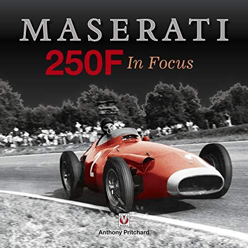 Maserati 250F In Focus por Anthony Pritchard