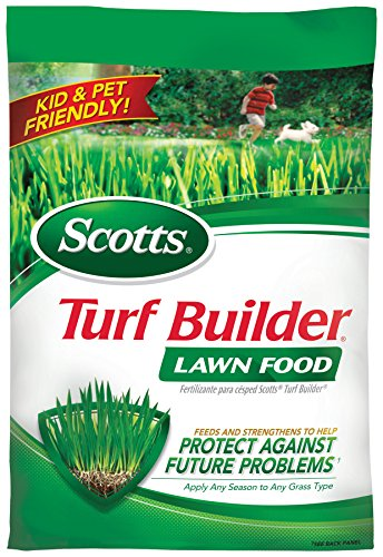 Scotts Turf Builder Lawn Food, 2,500-sq ft (Lawn Fertilizer)