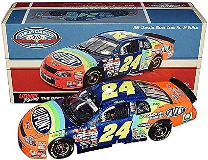 Lionel Racing Jeff Gordon 1998 Atlanta Race Win Dupont NASCAR Diecast Car 1:64 Scale