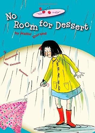 book cover of No Room for Dessert