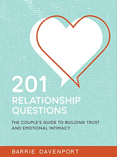 201 Relationship Questions: The Couple's Guide to Building Trust and Emotional Intimacy cover