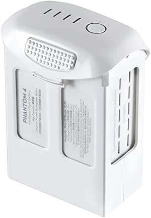 DJI Phantom Series Intelligent Flight Battery, White (DJIP4-64)
