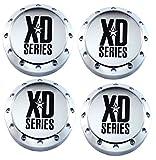 xd series badlands - KMC XD Series Set (4pcs) KMC XD Chrome Center Cap 5. 25