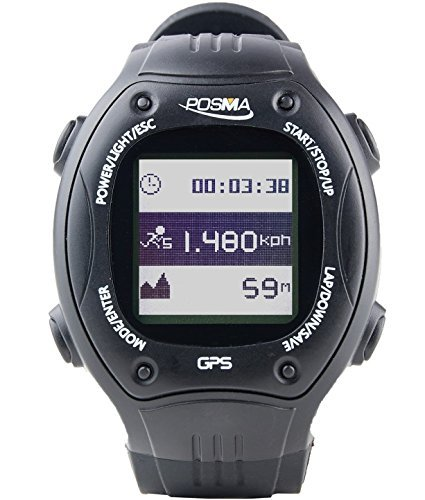 Posma W1 GPS Running Sport Watch with Navigation Waterland Limited