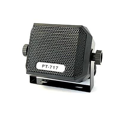 "Pro Trucker CB Radio 2 1/4"" 5 Watt External Speaker - 5 watt / 8 Ohm Impedance/Hardware Included: GPS & Navigation"