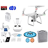 DJI Phantom 4 Quadcopter Fly High Starter Bundle