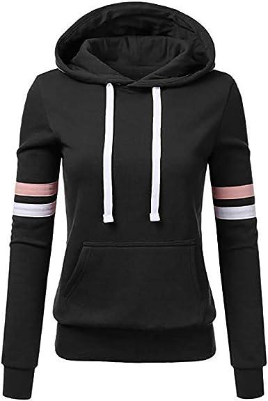 Womens Hoodie Unicorn Pattern Pullover Long Sleeve Comfortable Lightweight Sweatshirt with Pocket