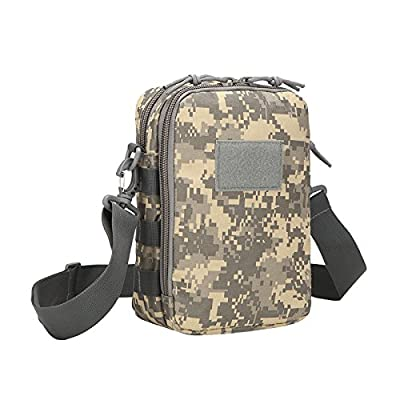 [LEDILA] New Arrivel Hot Sale Top Quality Camo Popular Durable Polyster Military Men Single Shoulder Sling Bag cheap