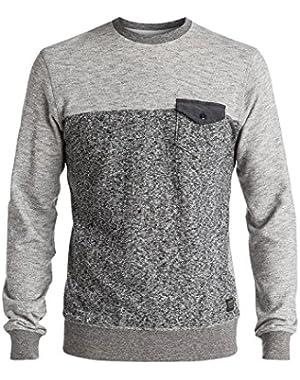 Men's Gone Bad Sweatshirt and HDO Travel Sunscreen (15 SPF) Spray Bundle