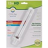 OttLite T13330 13-Watt HD Replacement Bulb, Type A