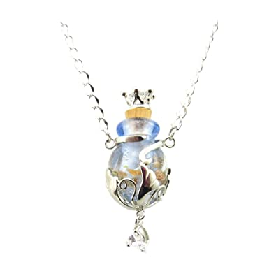 Amazon 2014 new murano essential oil bottle pendant necklace 2014 new murano essential oil bottle pendant necklace perfume bottles jewelry women jy097 mozeypictures Choice Image