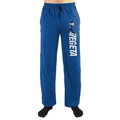 Bioworld Dragon Ball Z Vegeta - Pantalones de deporte para hombre ...