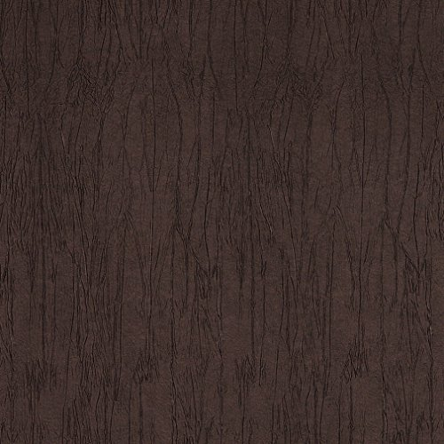G373 Bronze Metallic Textured Upholstery Faux Leather By The Yard -