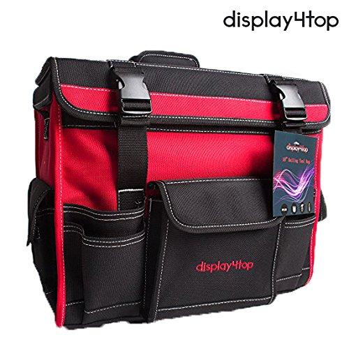 Display4top 18'' Rolling Tool Bag with Handle by Display4top (Image #3)