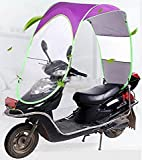 EAZYSHOPPE Universal Folding Waterproof Scooter Bike Sunroof Cover for all 2 Wheelers