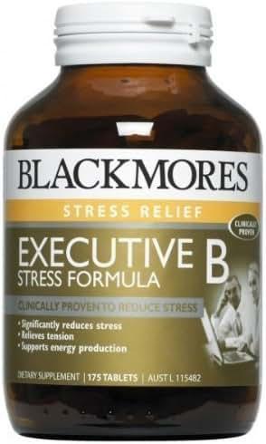 Blackmores Vitamins Exec B's 60 Tab.(Honest Succeed)