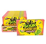 SOUR PATCH WATERMELON THEATER BOX CANDY 12PC/CASE, Case of 9