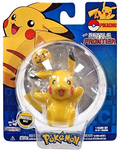 Pokemon Battle Frontier Series 2 Pikachu Figure [Version 1] Battle Frontier Series 2 Figure