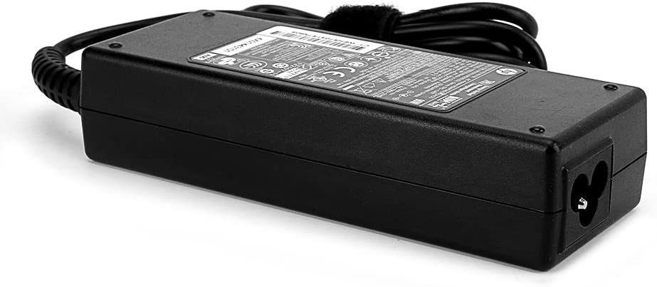 HP Original 90W Laptop Charger for HP Pavilion dv6 dv7 Series Notebook Power-Adapter-Cord