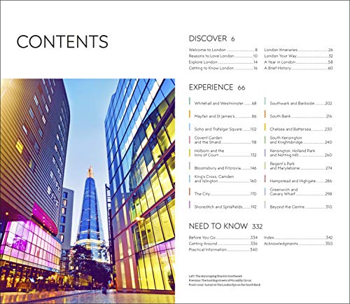51k9x82Es L - DK Eyewitness London: 2020 (Travel Guide)