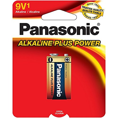 Panasonic Alkaline Plus Batteries, 9 - Pda Palm Flash Player