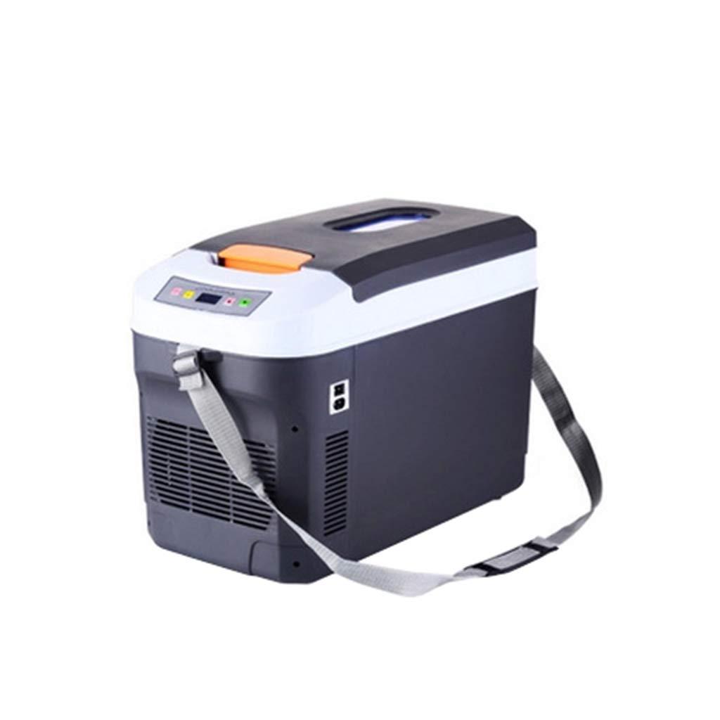 SryWj 25L Dual Cooling 12V24V Auto Kühlschrank Mini Auto Mit Thermostat Box