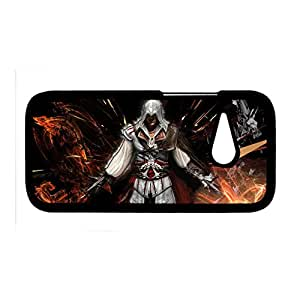 Cute Phone Case For Girly For One M8 Mini Htc Print With Assassins Creed Choose Design 1