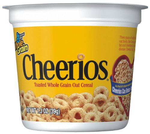 Cheerios Cereal Gluten Free Pack