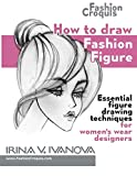 How to draw fashion figure: Essential figure