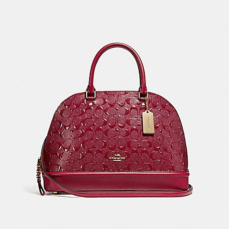 Coach Red Handbag - 7