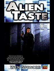 Alien Taste (Ukiah Oregon, Book 1)