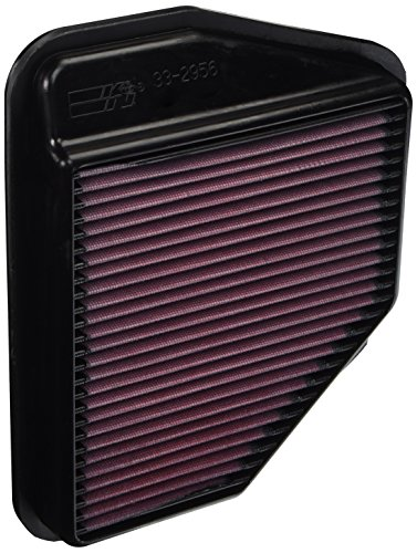 K&N 33-2956 High Performance Replacement Air Filter for '06-'10 Opel Antara/Chevrolet Captiva