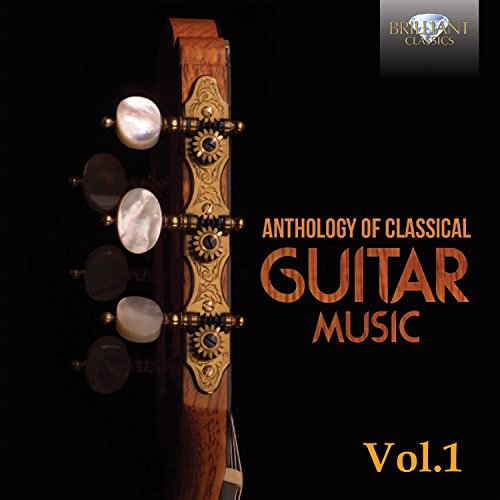 Anthology Classical Guitar Music Vol