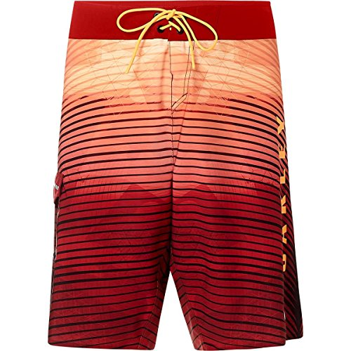 ou Degrade Boardshorts,32,Iron Red ()