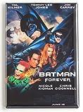 Batman Forever Movie Poster Fridge Magnet