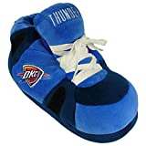 Happy Feet and Comfy Feet Mens and Womens OFFICIALLY LICENSED NBA Sneaker Slippers