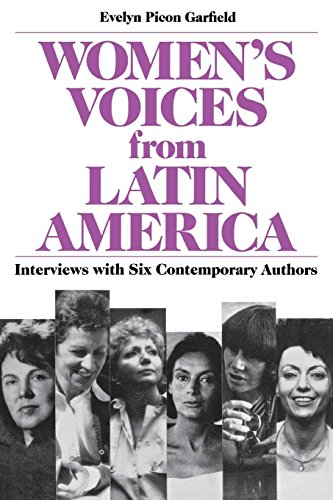 Women's Voices from Latin America: Selections from Twelve Contemporary Authors (Latin American Literature Series)