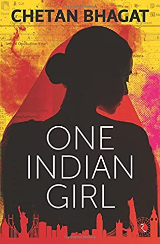 book cover of One Indian Girl