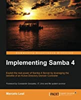 Implementing Samba 4 Front Cover