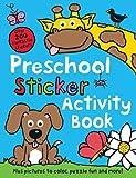 Preschool Color and Activity Book