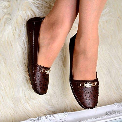 Zeppa Sandali Zeppa WeHeartShoes Donna con WeHeartShoes con Donna WeHeartShoes Sandali Sandali TzPUwa