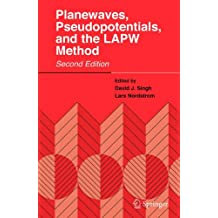 Planewaves, Pseudopotentials, and the LAPW Method