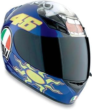 AGV K3 Valentino Rossi el burro cara completa casco XXL/XXL 032150 a0012011 por AGV