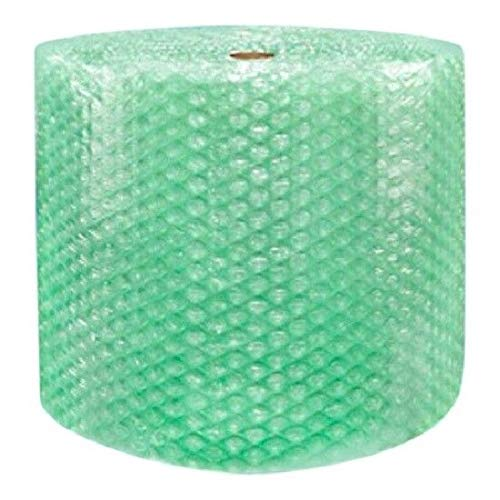 Shipping Supplies & Packaging Materials 1/2'' SH Recycled Large Bubble Cushioning Wrap Padding Roll 125' x 24'' Wide 125FT Packaging and Packing Supplies Accessories