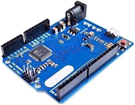 USB Cable ARCELI 1PC Leonardo R3 Development Board Microcontroller ATmega32u4 for arduino