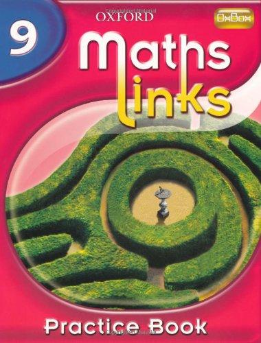 Read Online MathsLinks: 3: Y9 Practice Book Pack of 15 pdf epub